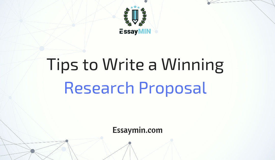 what to write in a research proposal