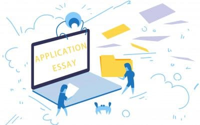 Why writing an application essay is important