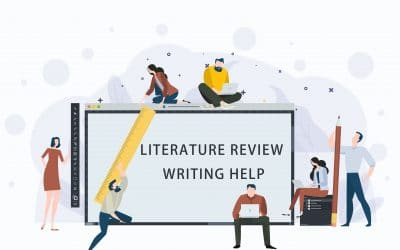 Get a professional Literature review writing help
