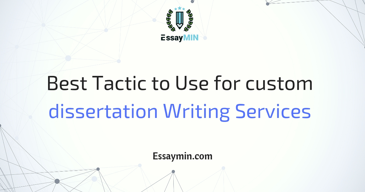 Buy custom dissertation