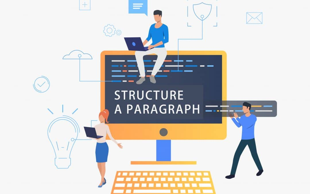 How to structure a paragraph in essay writing
