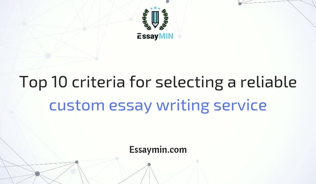 Are essay writing services reliable