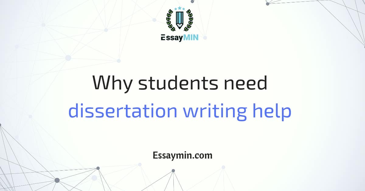 Help With Dissertation | Get Dissertation Help Online By Expert Writers