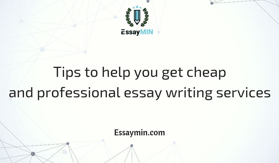 Cheap essay writing service a page