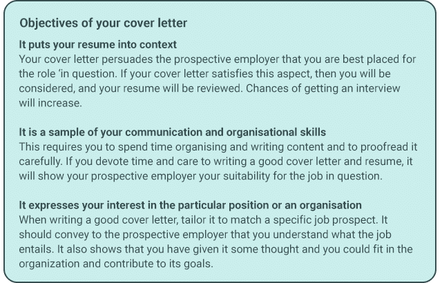 Just Like Any Other Form Of Writing You Need To Practice Your Cover Letter And Get Prospective Employer Ready Make That Call For A Sit Down