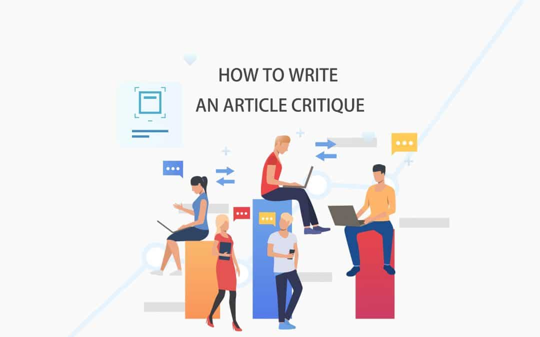 How to Write an Article Critique