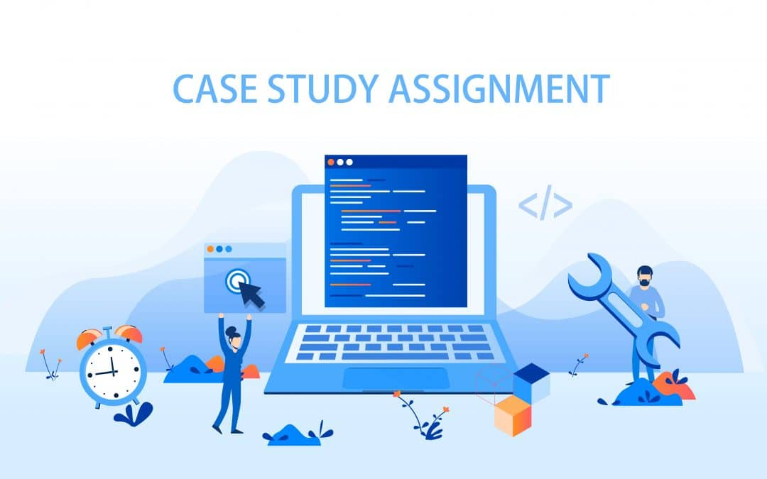Simplest procedure of writing a case study assignment