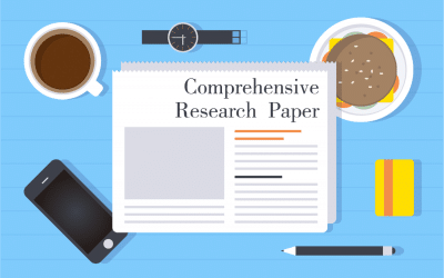 Writing a comprehensive APA format research paper