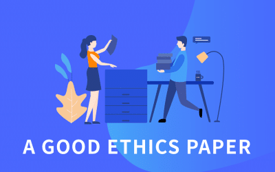 Tips (and topics) on how to write a good ethics paper