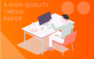 The Do's and Don'ts when writing a high-quality thesis paper