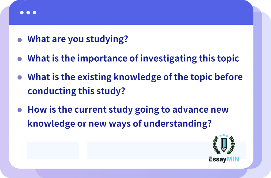 roadmap of research paper introduction